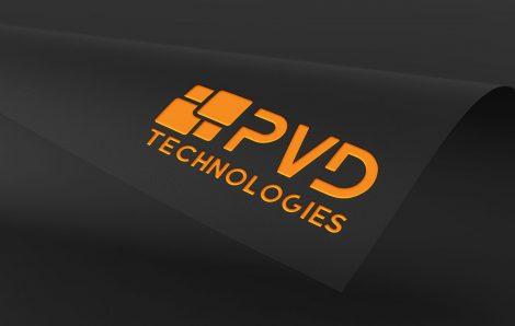 PVD Technologies new brand identity