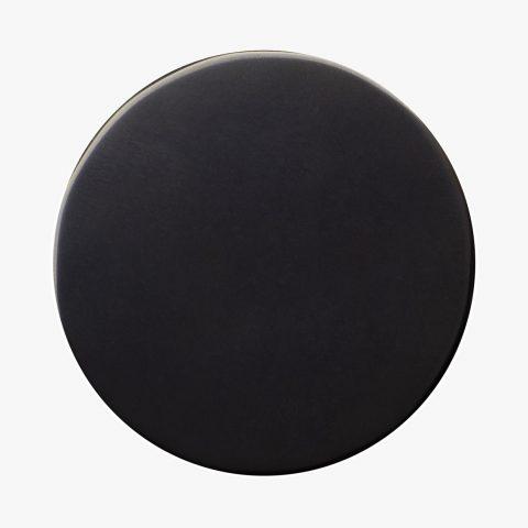 Dischetto Finitura PVD black 40 lucida