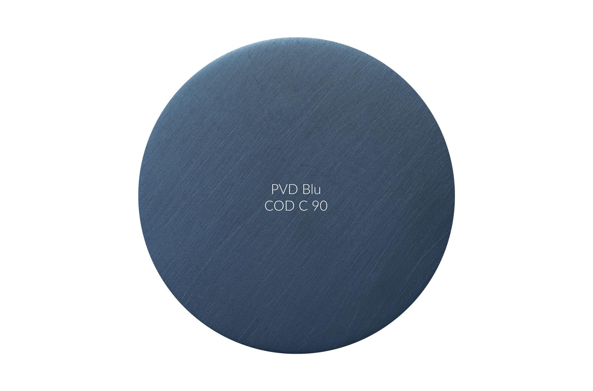 PVD Blu cod 90 graffiato