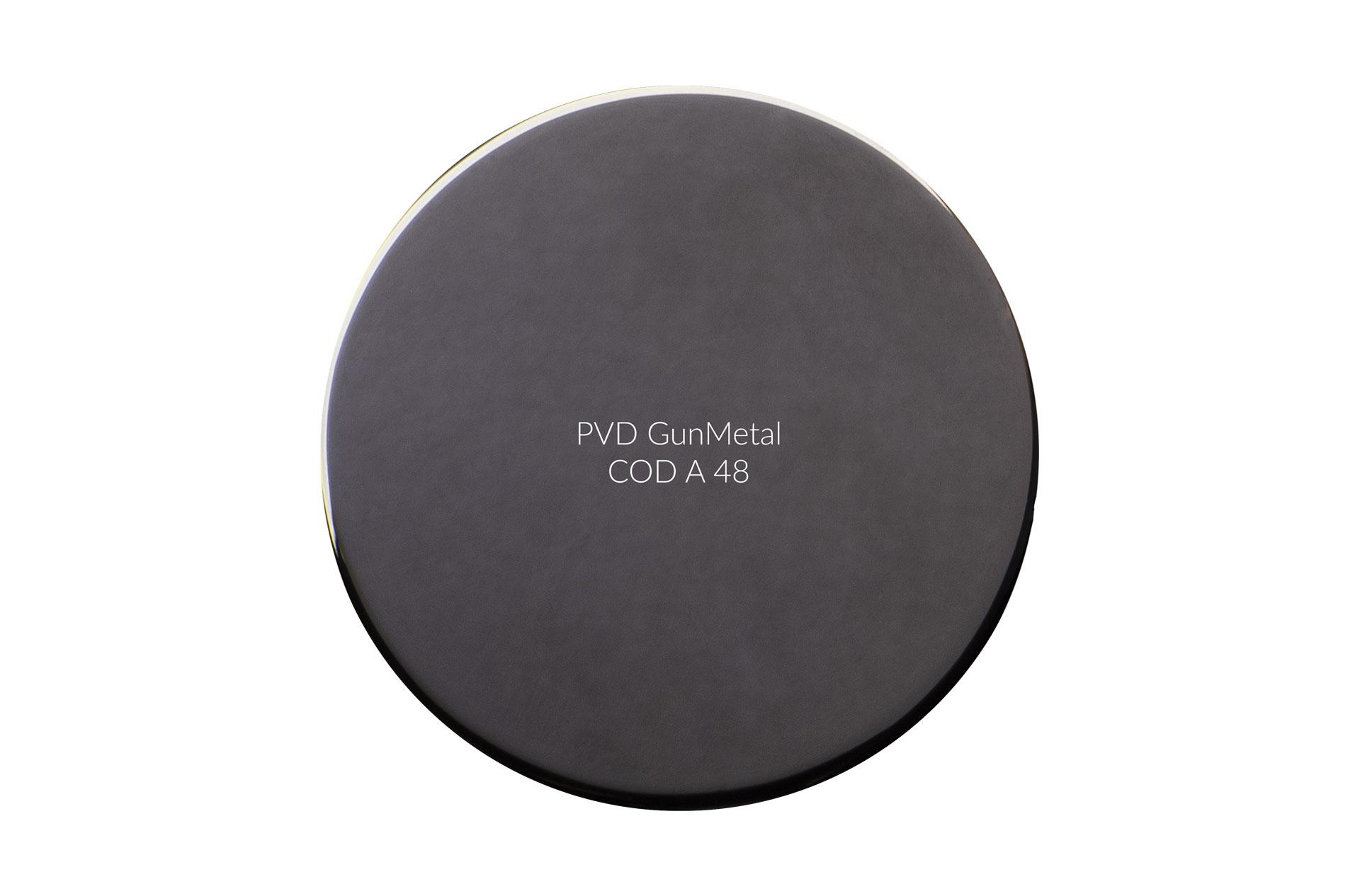 PVD GunMetal cod 48 lucido