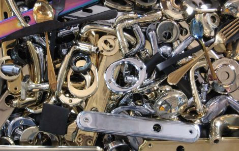 Differences  between galvanic chrome plating and PVD coatings